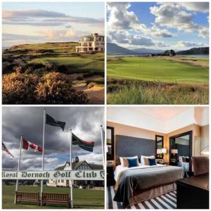 Luxury Highland Golf & Accommodation packages