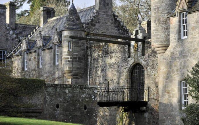 Cowdar Castle