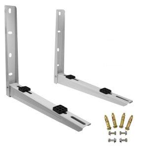 Foldable Mounting Bracket for Mini Split Condensing Unit
