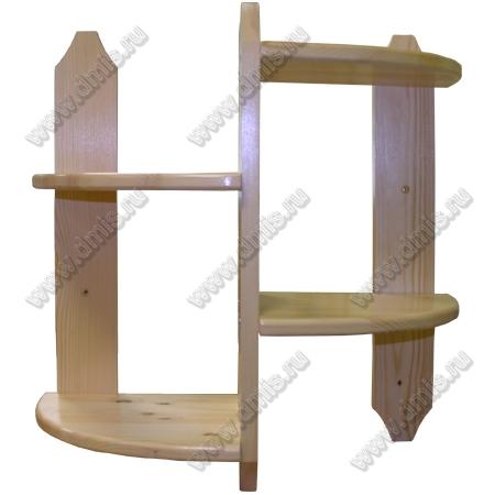 Мебель онлайн: Полки стеклянные