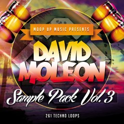 David Moleon - Sample Pack Vol​.​3