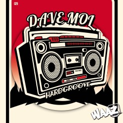 Dave Mol - Authentic Groove / Waaz Music 029