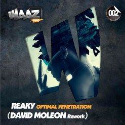 David Moleon - On the Planet / Waaz Music 002