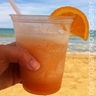 Beach Drink - Puerto Rico