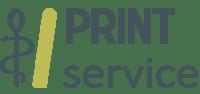 logo de print service