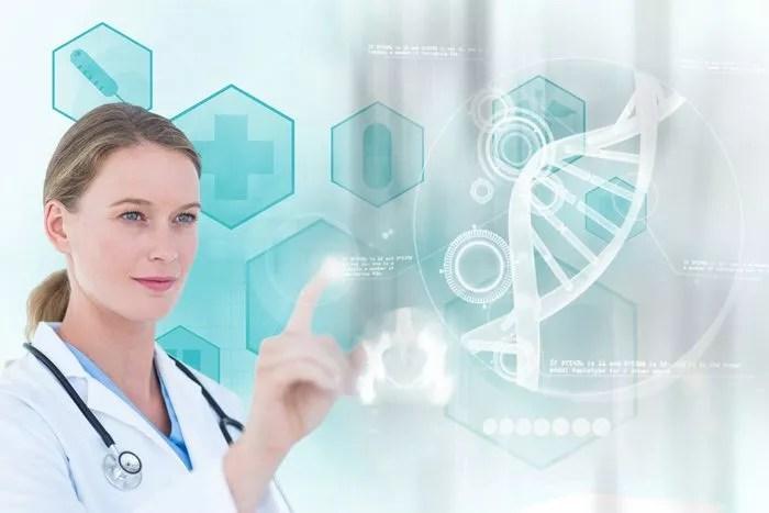 affichage dynamique médecin