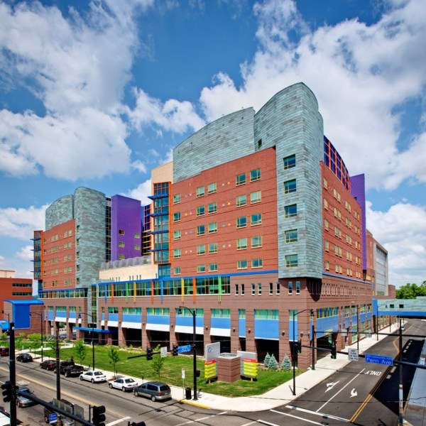 Children's Hospital of Pittsburgh of UPMC   D-M Products, Inc.