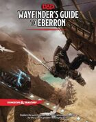 Wayfinder's Guide to Eberron (5e)