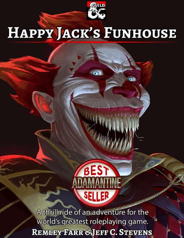 Happy Jack's Funhouse
