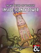 Inside Slanty Tower