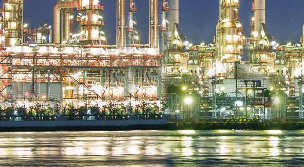 Gas desulphurisation