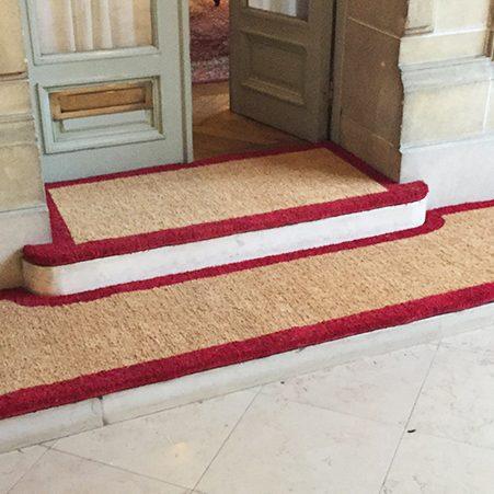tapis anti poussiere dmt le comte