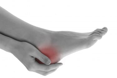 Simple solutions like orthotics or proper footwear can heal your heel pain