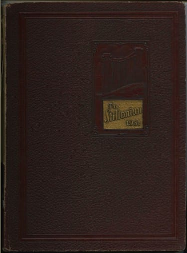 The Stillonian 1931