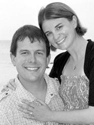 Nicholas A. Rudloff, D.O.'08, and Erin L. Scott, D.O.'08