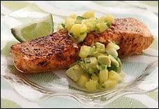 Salmon-and-salsa