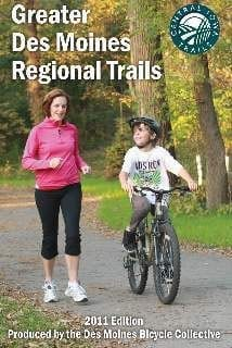 Greater Des Moines Regional Trail Map