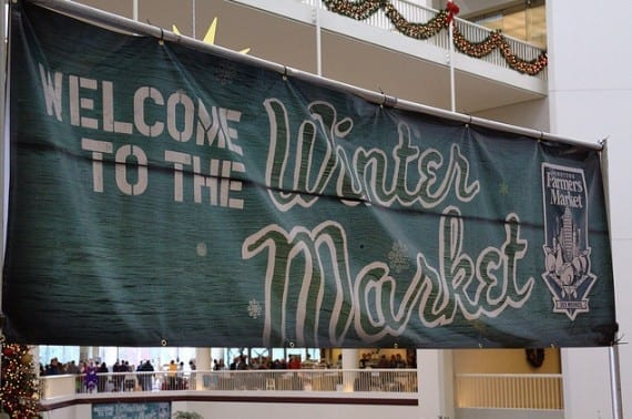 Winter Market 2011