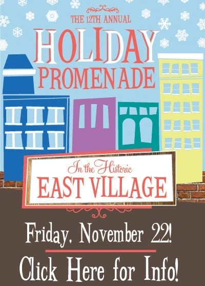 East Village Holiday Promenade 2013