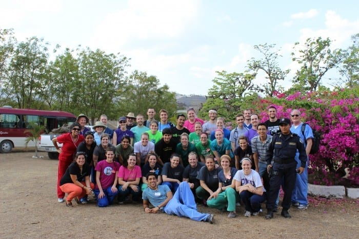 Honduras 2013: group shot