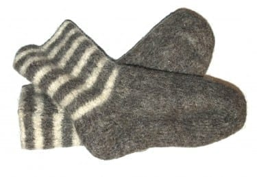 Fight the winter chill with the right socks