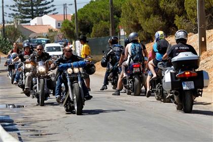 Milhares de motos despedem-se de Faro até 2014