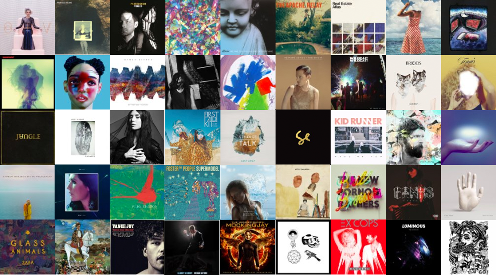Dnak 2014 – Top 50 Songs of 2014