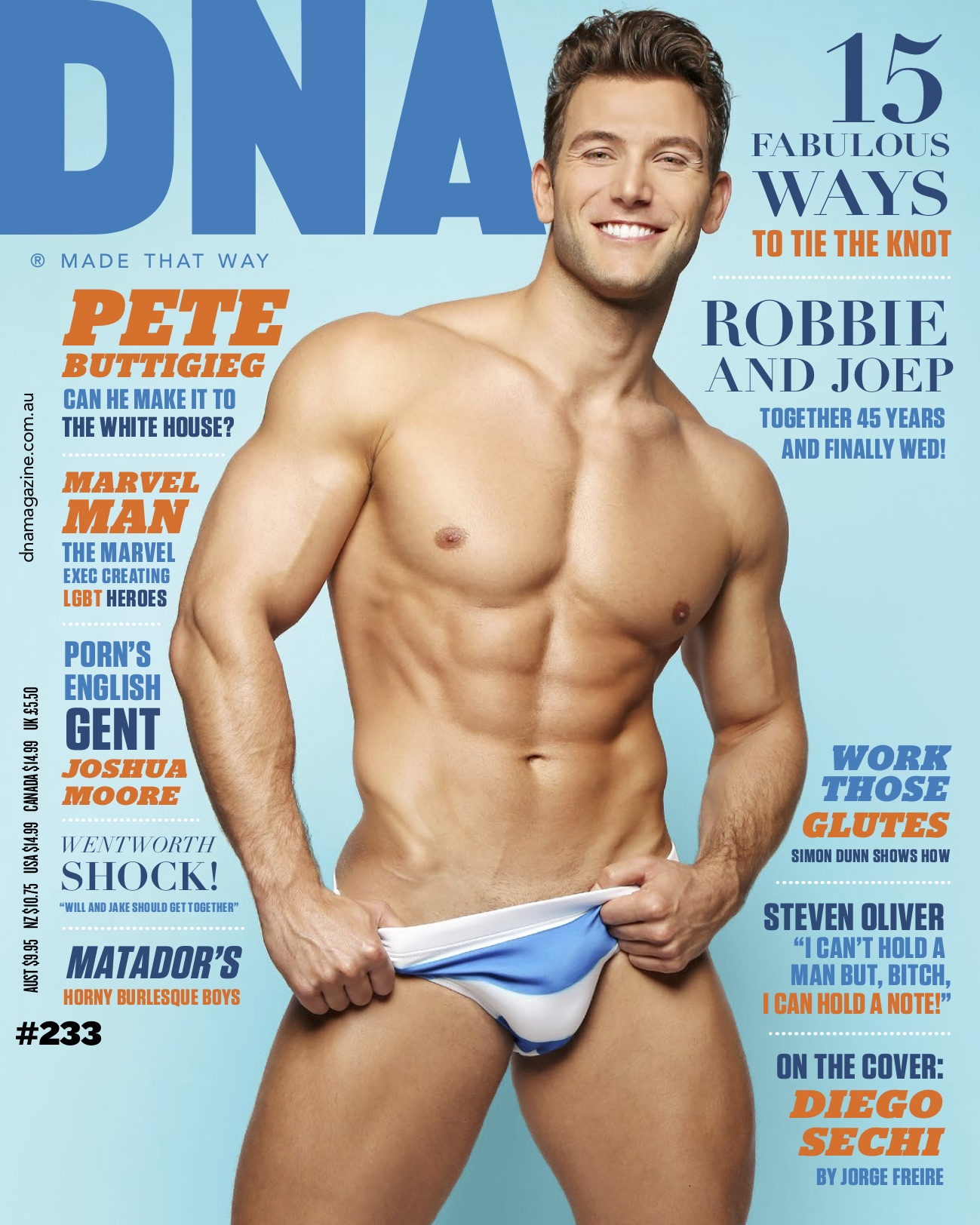 Dna Gay Porn Magazine