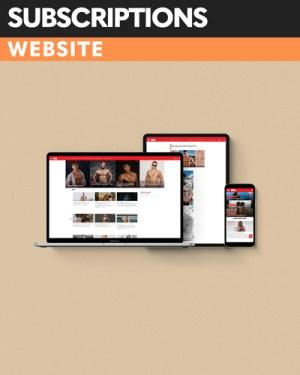 Website subscriptions