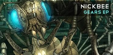 """Nickbee """"Gears"""" EP - Eatbrain"""