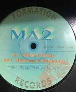 Rollers Music - MA2 (Reissue)