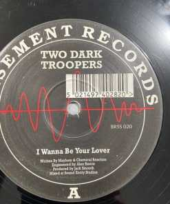I Wanna Be Your Lover - Two Dark Troopers