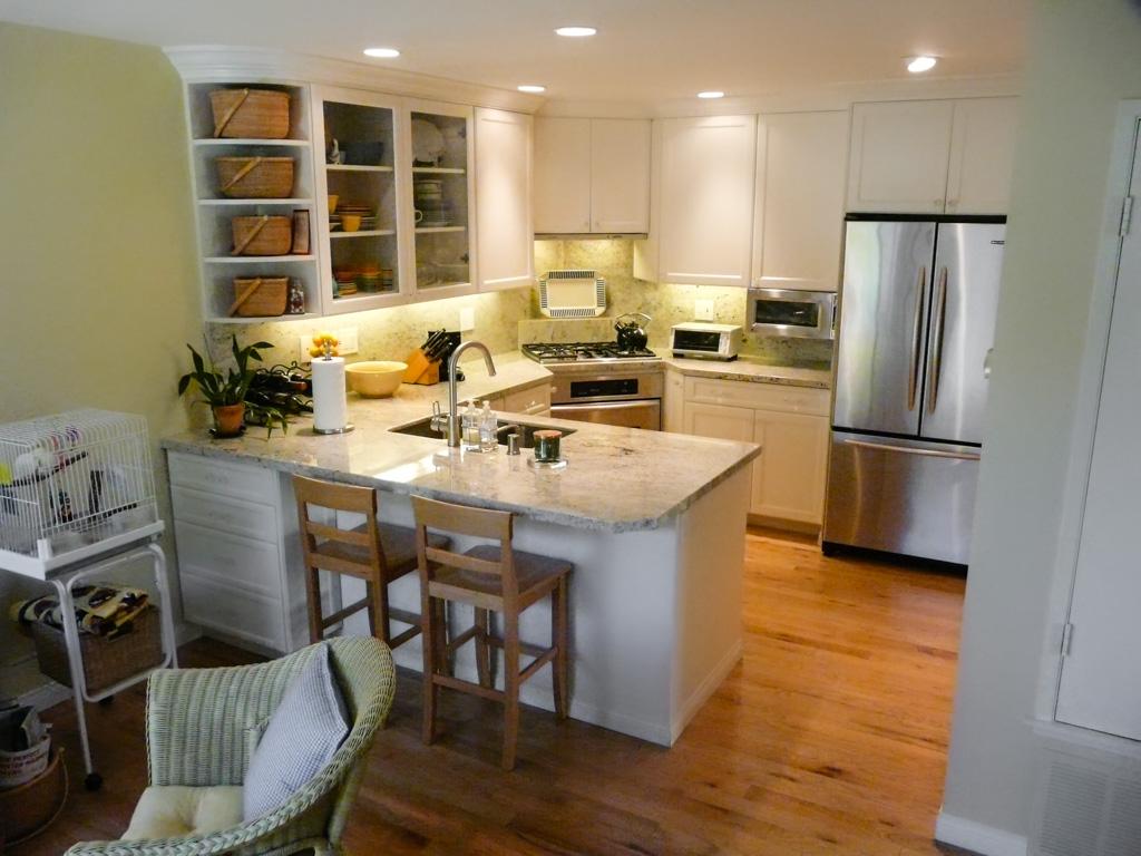 Unconventional Corner Kitchen Remodel Danilo Nesovic