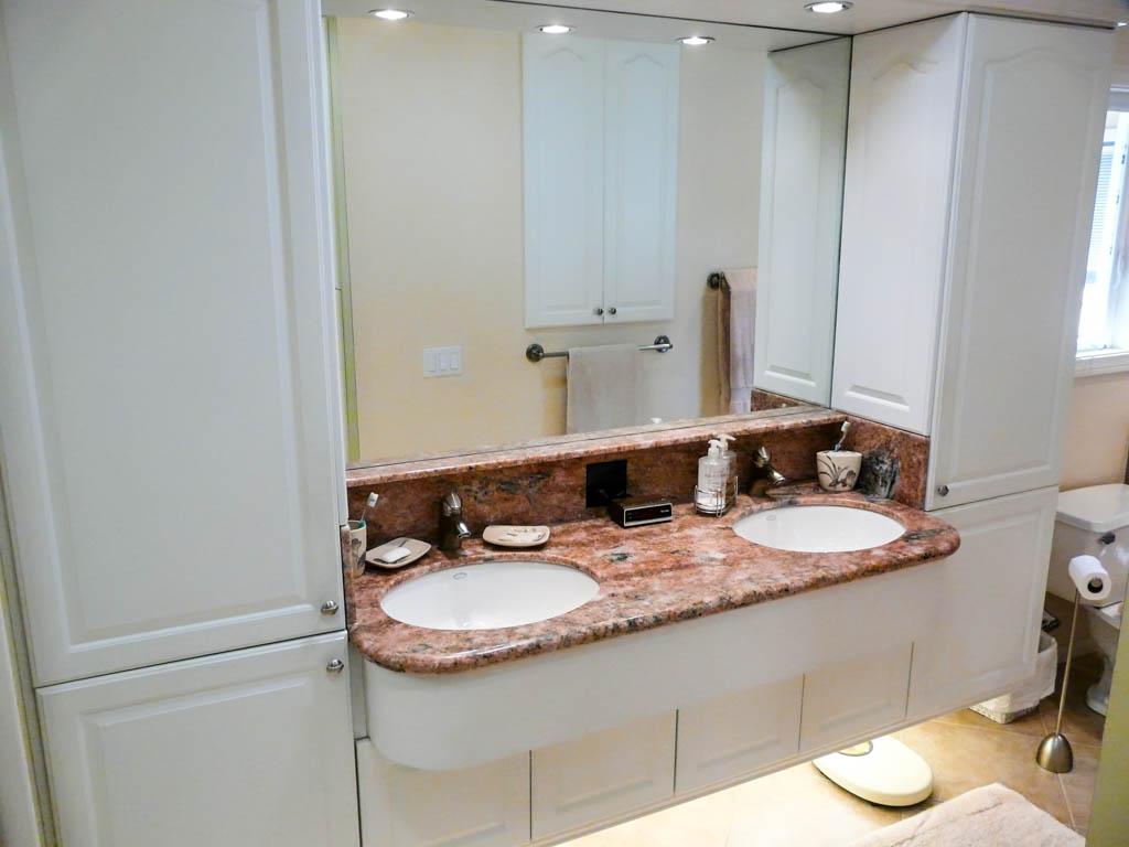 Euro Style Bath Trio Remodel Danilo Nesovic Designer Builder Kitchen Bath Remodeling