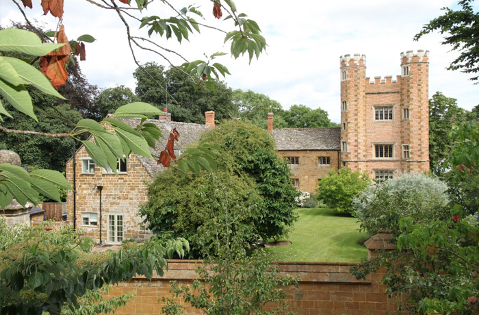 Hanwell Castle Oxfordshire