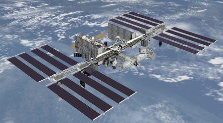 Британец се обади на Международната космическа станция от задния си двор