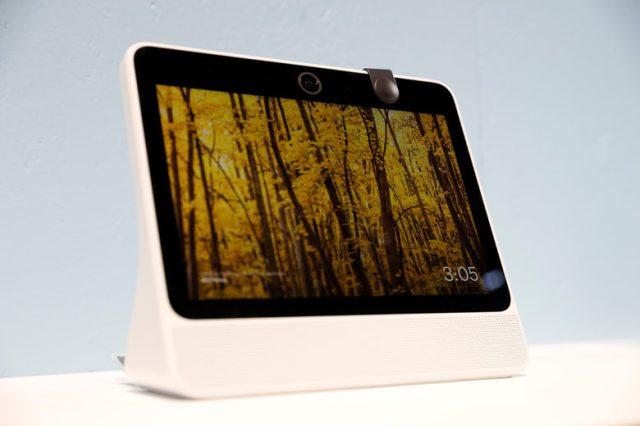 Новото устройство за видео разговори Portal.