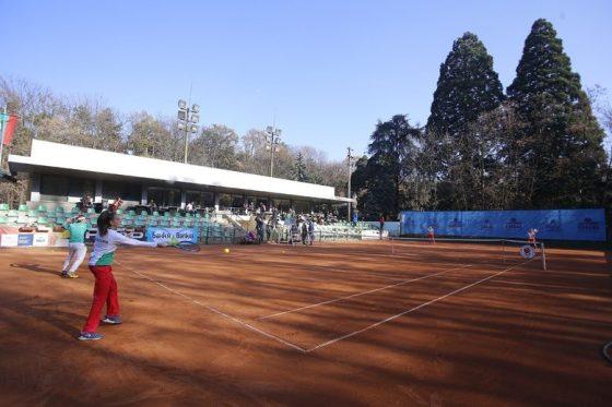 Национален тенис център.