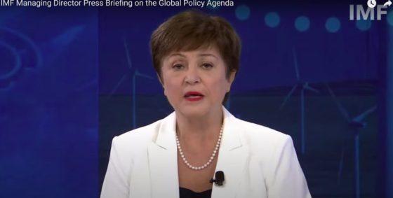 Попитайте Световната банка - Кристалина Георгиева се дистанцира от скандала и МВФ