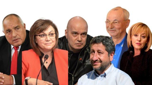 """""""Алфа рисърч"""": Шест партии в нов парламент с трудности за излъчване на кабинет"""