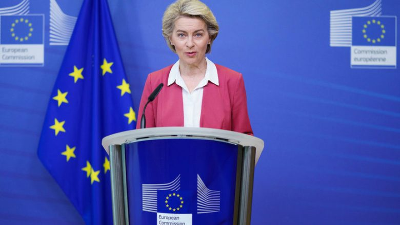 Еврокомисията рапортува за 70% ваксинирани европейци