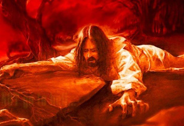 MOLITVA ISUSU U SMRTNOJ TJESKOBI! Isus izlijeva čudesne milosti ...