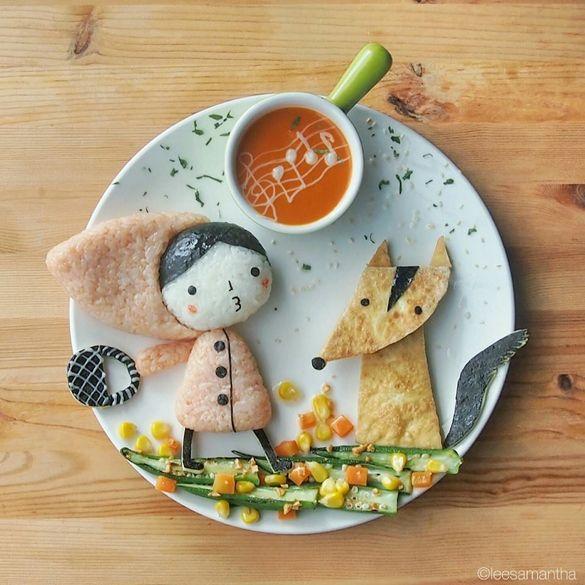 закуска за деца