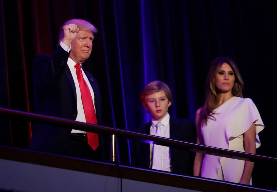 любовната история на Доналд и Мелания Тръмп
