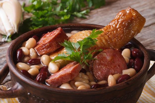 френска кухня. Кирш, лучена супа, рататуй, огретен