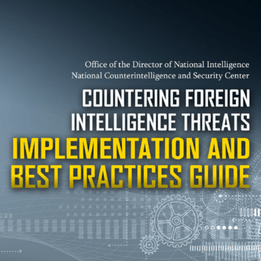Countering Foreign Intelligence Threats