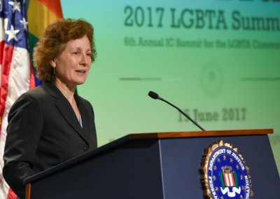 """FBI Hosts Sixth Annual """"IC Pride"""" Summit Keynote Speakers from IC, Congress, and Human Rights Campaign"""
