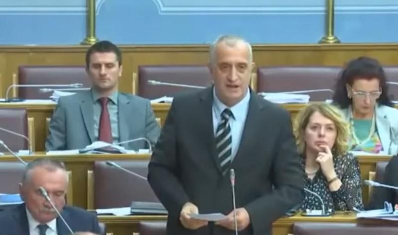 Предраг Булатовић: Парламент да санкционише Катнића и Станковића
