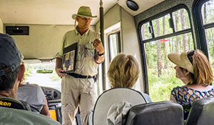 Bus Tour for Tom Yawkey Wildlife Center Heritage Preserve
