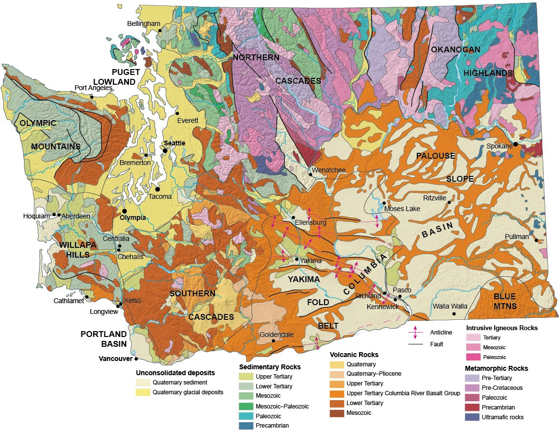 Geology And Earth Resources Wa